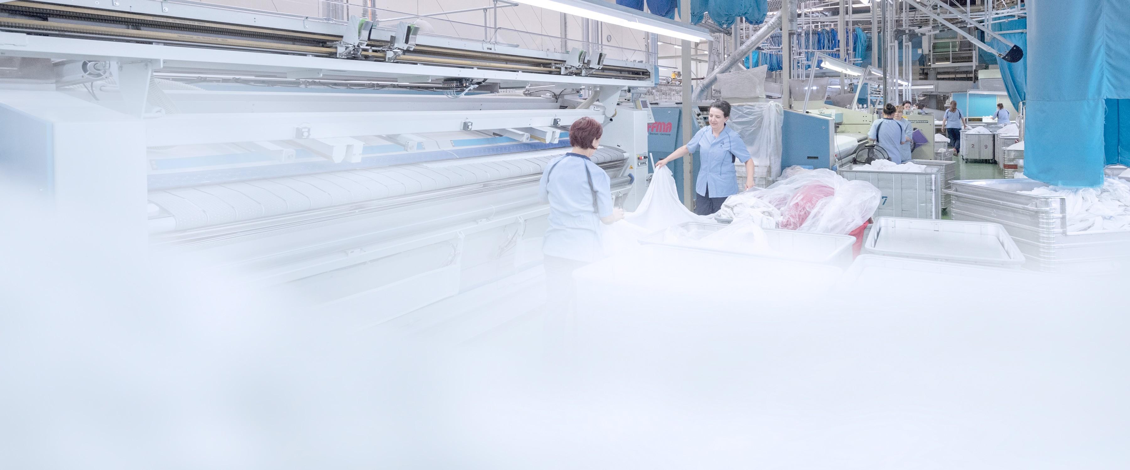 Fix AG Grosswäscherei & Textilreinigung